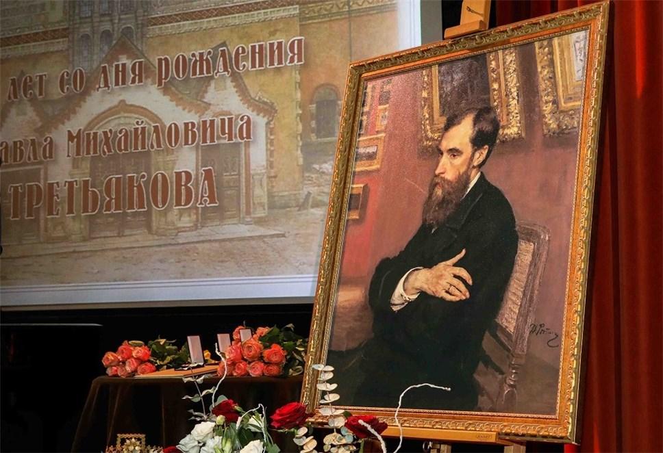 Фото предоставлены Фондом им. П.М. Третьякова