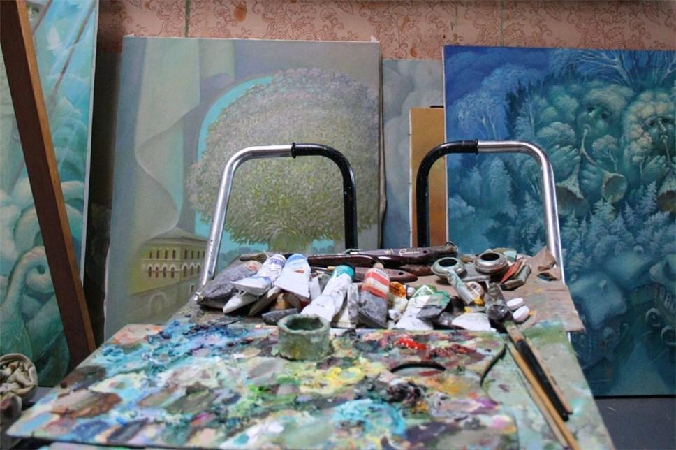 УНижегородских живописцев хотят забрать мастерские