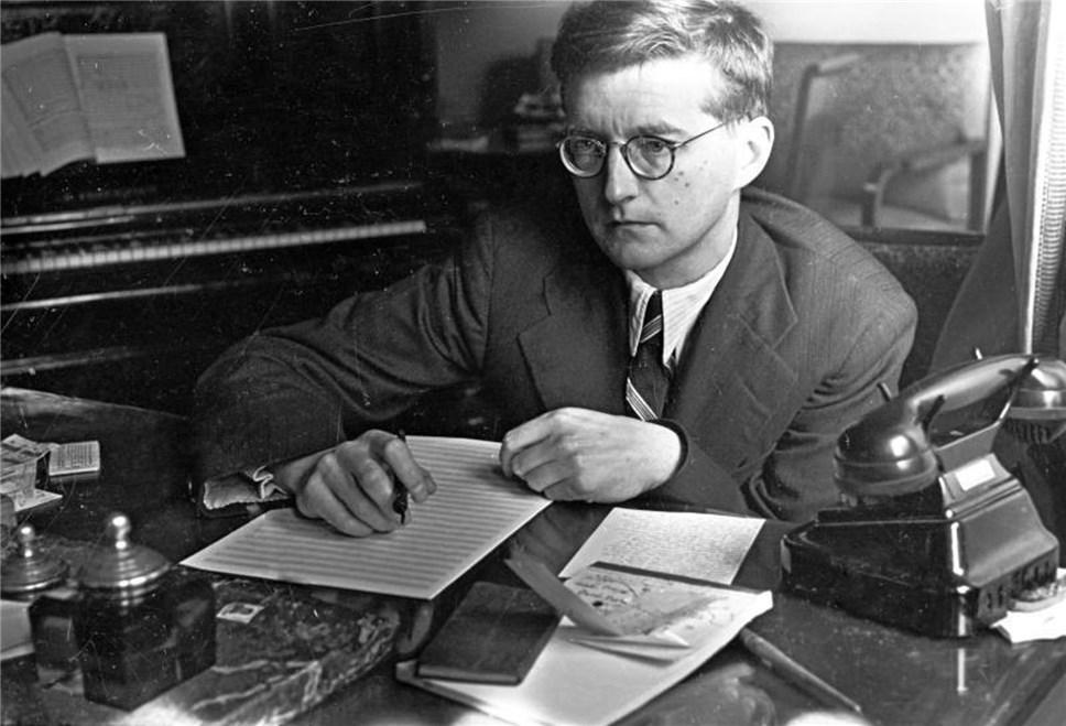 Партитуру 7-мой «блокадной» симфонии Шостаковича оцифруют впрезидентской библиотеке вПетербурге
