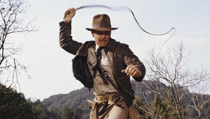Спилберг подтвердил информацию оподготовке ксъемкам фильма обИндиане Джонсе