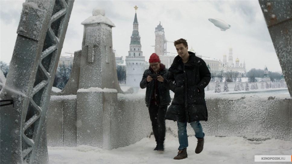 Создатели «Черновика» пороману Сергея Лукьяненко показали навидео разрушение столицы