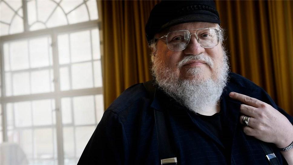 Автор «Игры престолов» отказался отведения микроблога винтернете ради написания книги