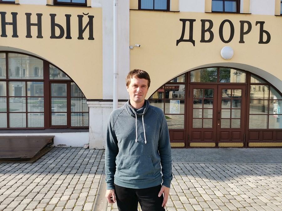 Анатолий Сергеевич Клопов, председатель Землячества мологжан. Все фото в интервью предоставлены Землячеством.